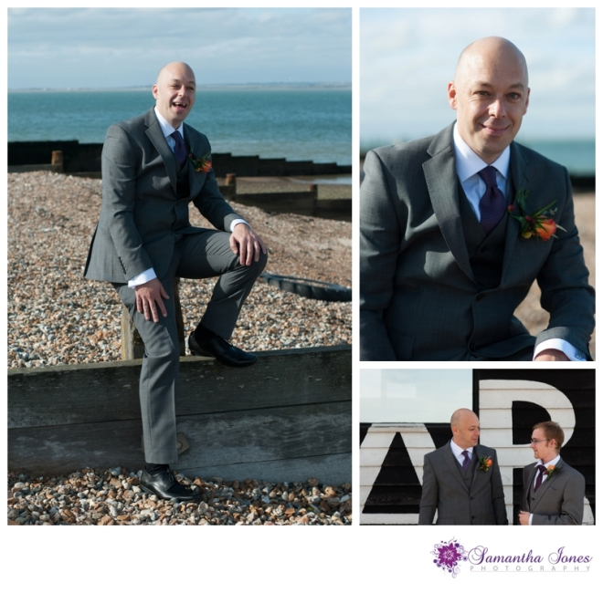 Jill and Kevin wedding at East Quay in Whistable by Samantha Jones Photography 15