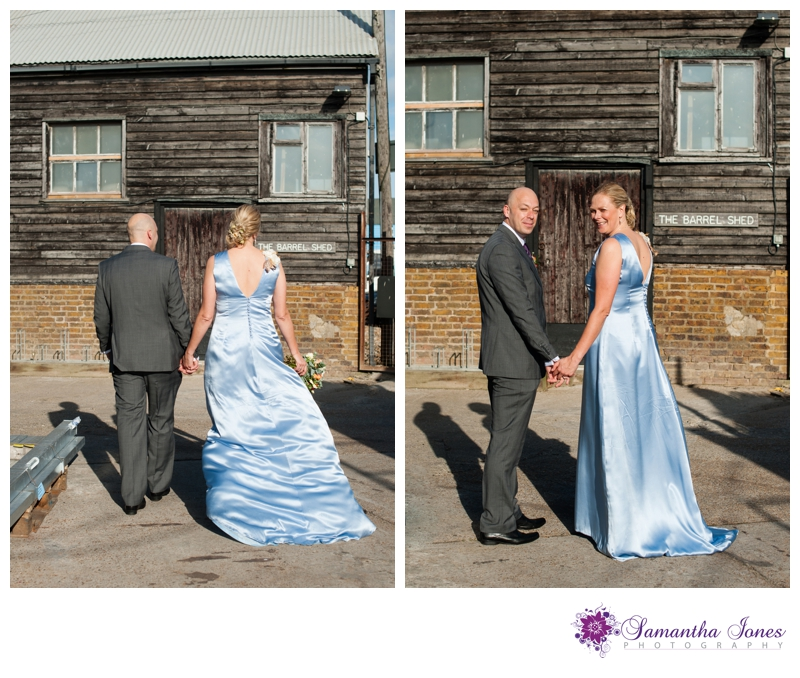 Jill and Kevin wedding at East Quay in Whistable by Samantha Jones Photography 27