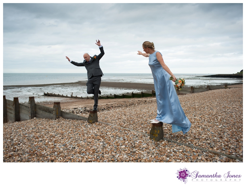 Jill and Kevin wedding at East Quay in Whistable by Samantha Jones Photography 28