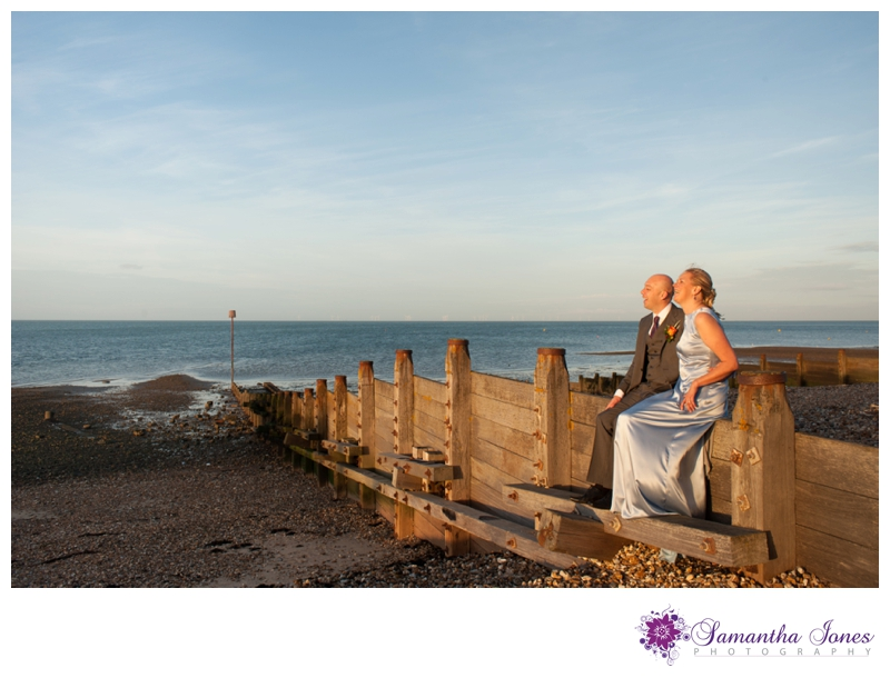 Jill and Kevin wedding at East Quay in Whistable by Samantha Jones Photography 31