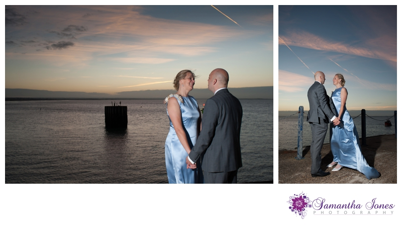 Jill and Kevin wedding at East Quay in Whistable by Samantha Jones Photography 32