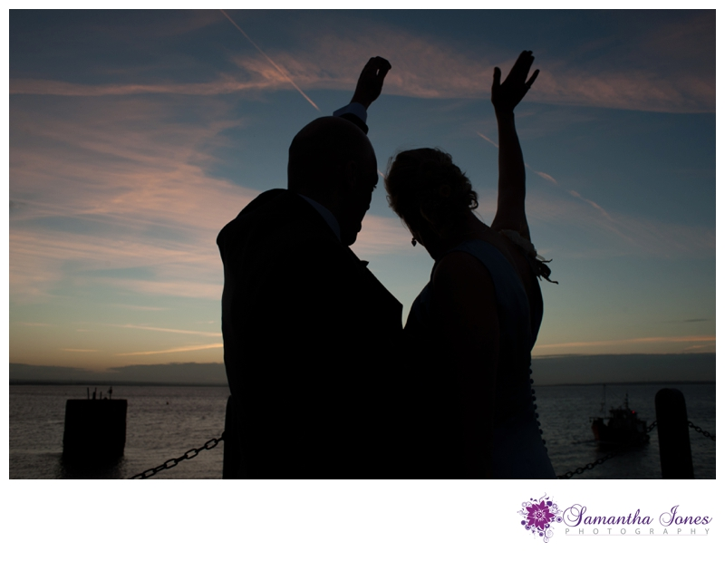 Jill and Kevin wedding at East Quay in Whistable by Samantha Jones Photography 33