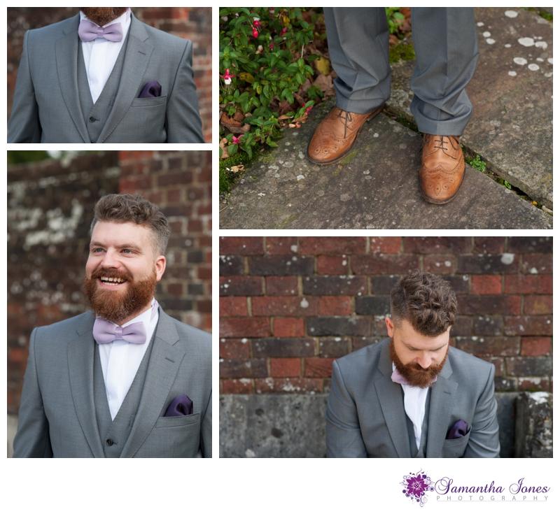 Bridal photoshoot at Kennington Hall by Samantha Jones Photography 02