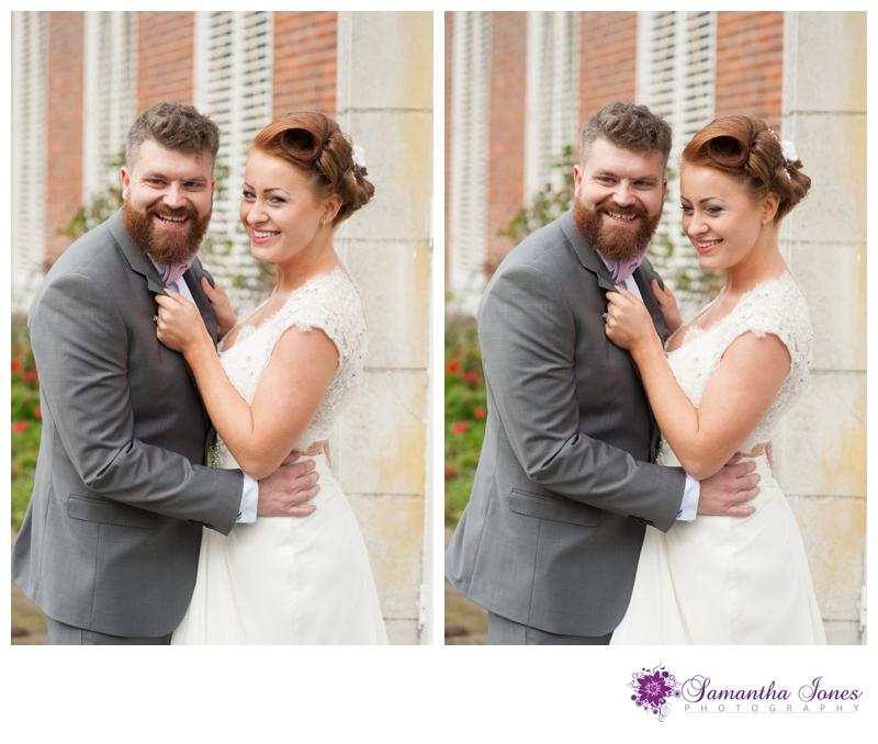 Bridal photoshoot at Kennington Hall by Samantha Jones Photography 06