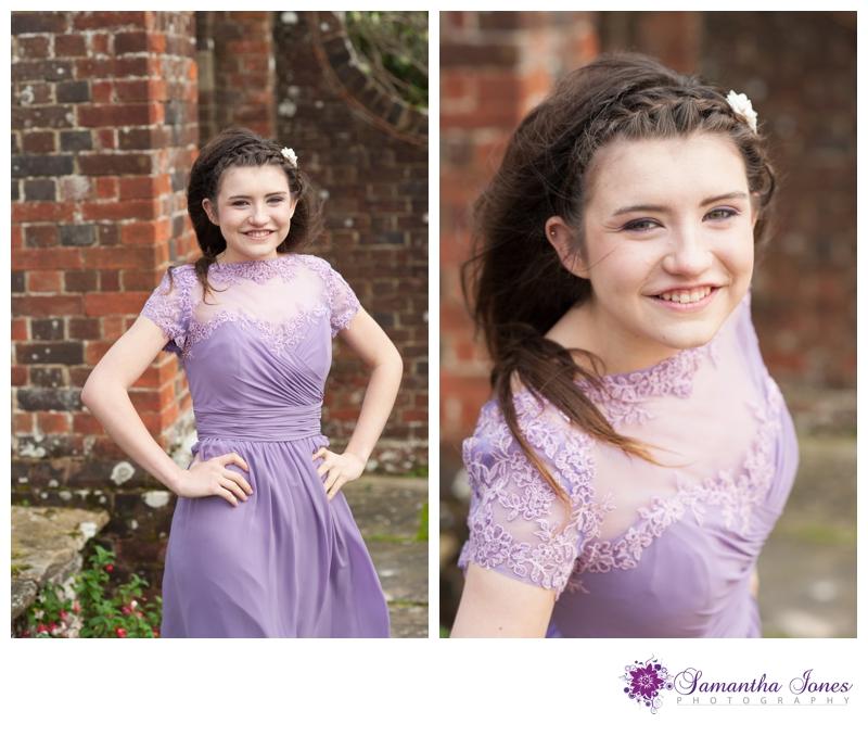 Bridal photoshoot at Kennington Hall by Samantha Jones Photography 07