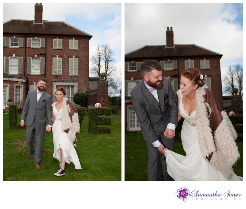 Bridal photoshoot at Kennington Hall by Samantha Jones Photography 11