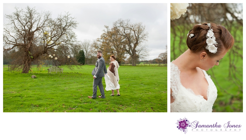 Bridal photoshoot at Kennington Hall by Samantha Jones Photography 12
