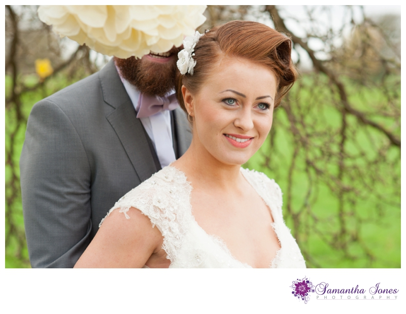 Bridal photoshoot at Kennington Hall by Samantha Jones Photography 13