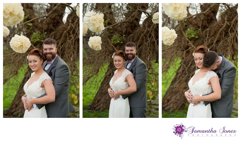 Bridal photoshoot at Kennington Hall by Samantha Jones Photography 14