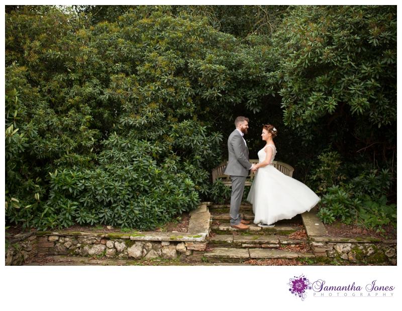 Bridal photoshoot at Kennington Hall by Samantha Jones Photography 17