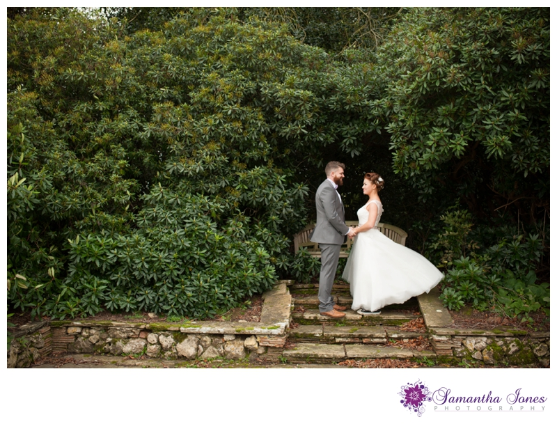 Bridal photoshoot at Kennington Hall by Samantha Jones Photography 17