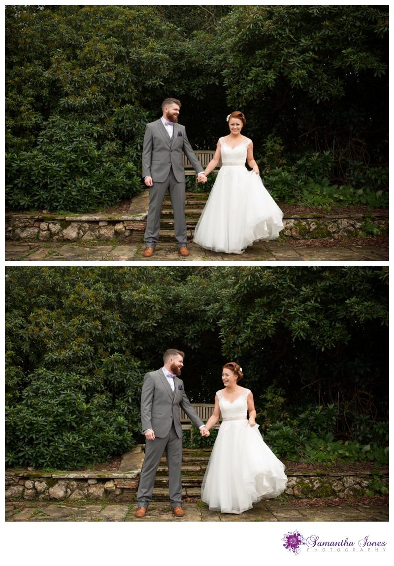 Bridal photoshoot at Kennington Hall by Samantha Jones Photography 18