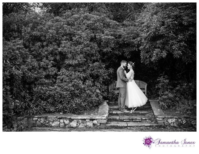 Bridal photoshoot at Kennington Hall by Samantha Jones Photography 19