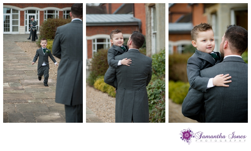 Charlotte and Jonathan married at Oakwood House by Samantha Jones Photography 04