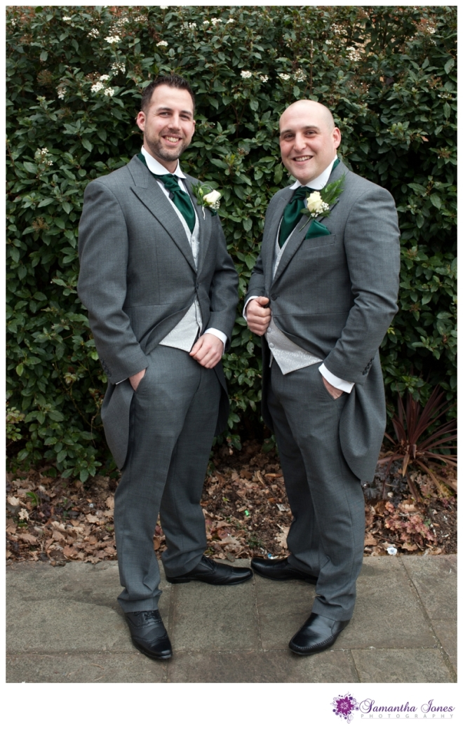 Charlotte and Jonathan married at Oakwood House by Samantha Jones Photography 05
