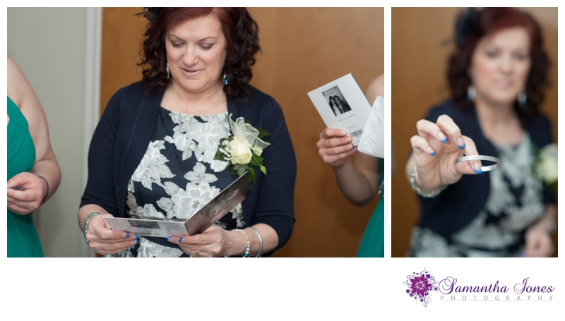 Charlotte and Jonathan married at Oakwood House by Samantha Jones Photography 11