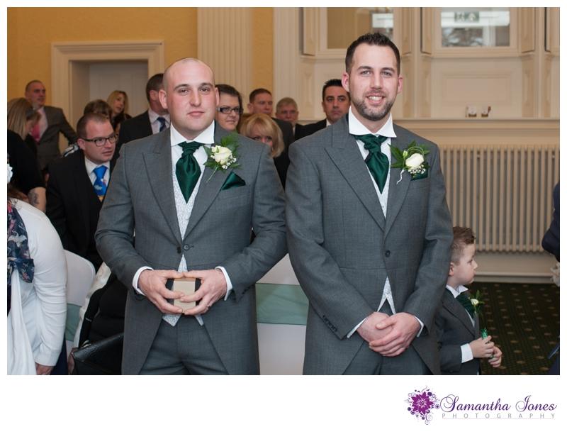 Charlotte and Jonathan married at Oakwood House by Samantha Jones Photography 15