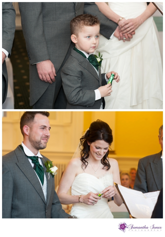 Charlotte and Jonathan married at Oakwood House by Samantha Jones Photography 16