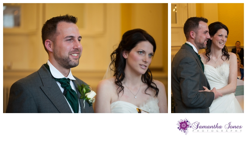 Charlotte and Jonathan married at Oakwood House by Samantha Jones Photography 18