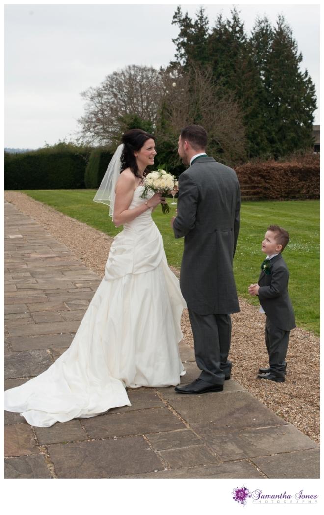 Charlotte and Jonathan married at Oakwood House by Samantha Jones Photography 19