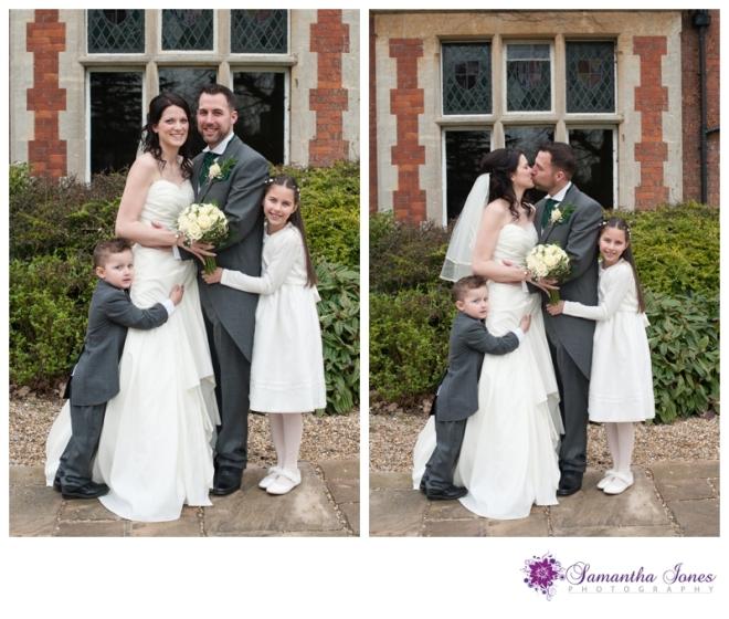 Charlotte and Jonathan married at Oakwood House by Samantha Jones Photography 20