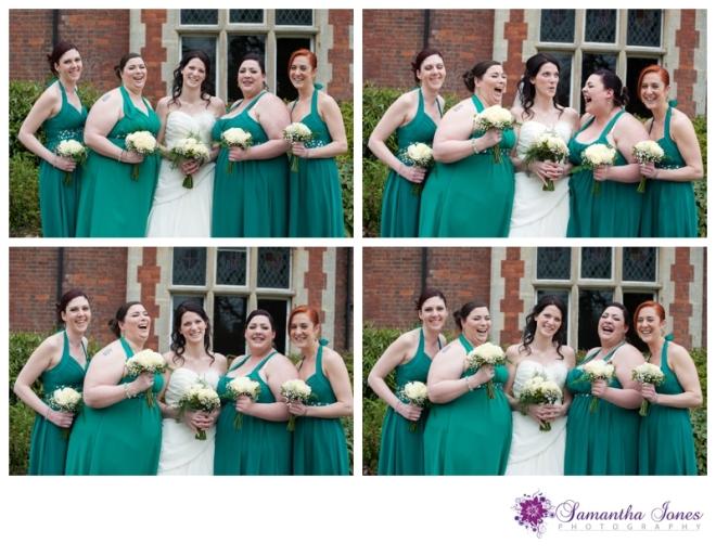 Charlotte and Jonathan married at Oakwood House by Samantha Jones Photography 21