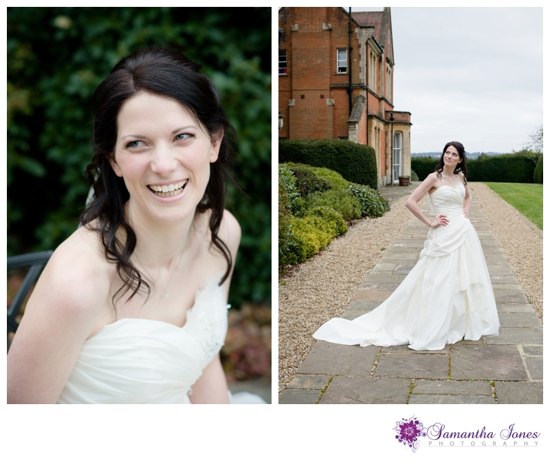 Charlotte and Jonathan married at Oakwood House by Samantha Jones Photography 22