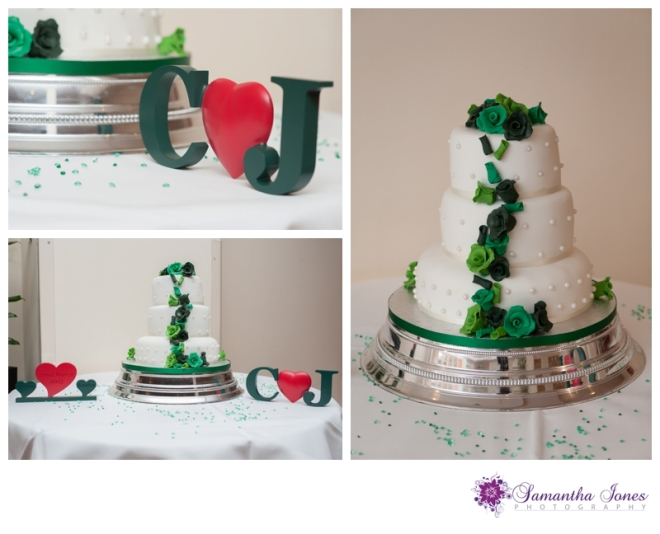 Charlotte and Jonathan married at Oakwood House by Samantha Jones Photography 34
