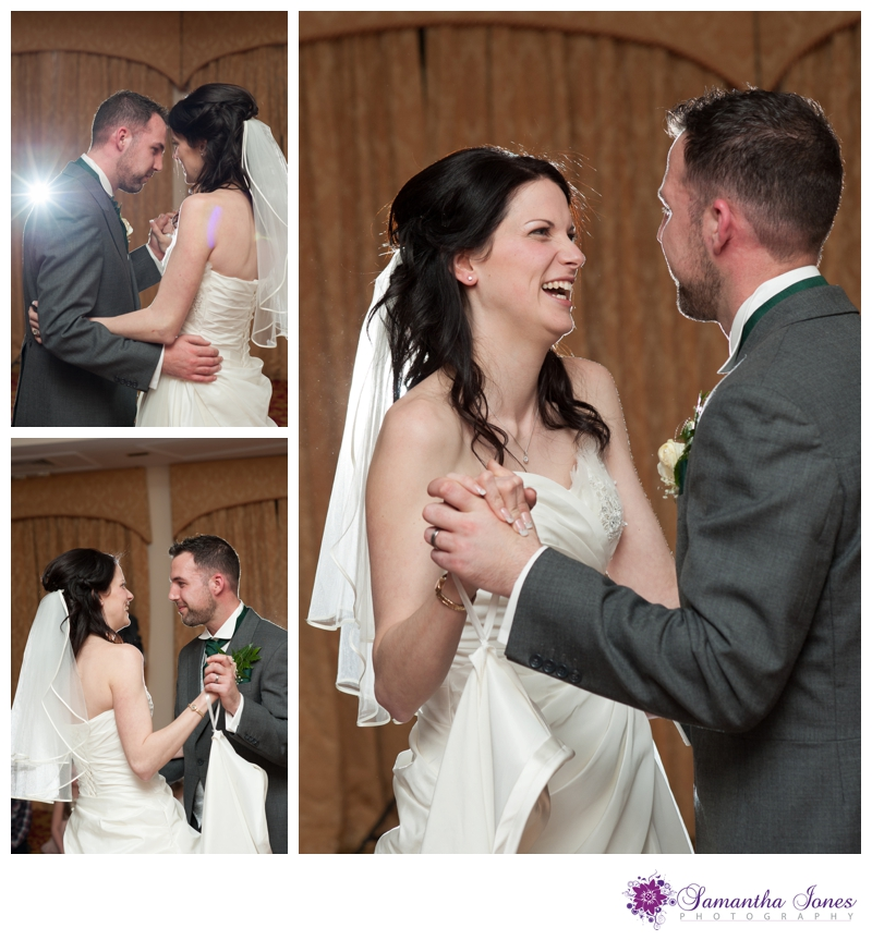 Charlotte and Jonathan married at Oakwood House by Samantha Jones Photography 43