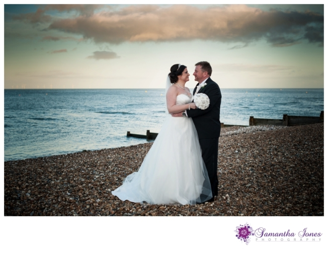 Helen and Andy wedding at East Quay by Samantha Jones Photography