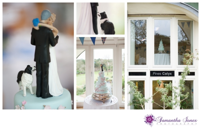 Judy and Dave wedding at Pines Calyx by Samantha Jones Photography 04