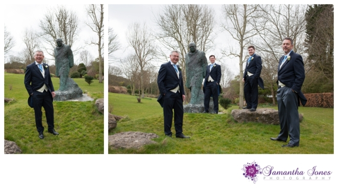 Judy and Dave wedding at Pines Calyx by Samantha Jones Photography 05
