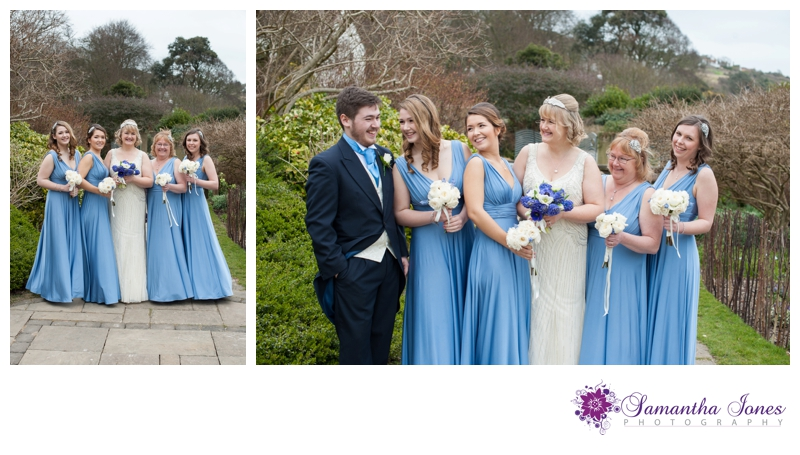 Judy and Dave wedding at Pines Calyx by Samantha Jones Photography 09