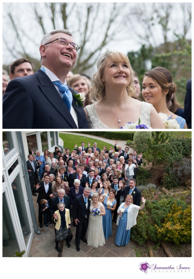 Judy and Dave wedding at Pines Calyx by Samantha Jones Photography 12