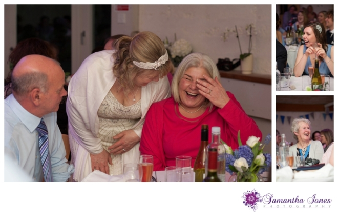 Judy and Dave wedding at Pines Calyx by Samantha Jones Photography 15