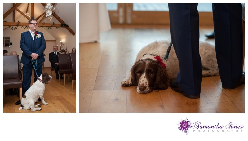 Sian and Jason wedding at Howfield Manor by Samantha Jones Photography 04