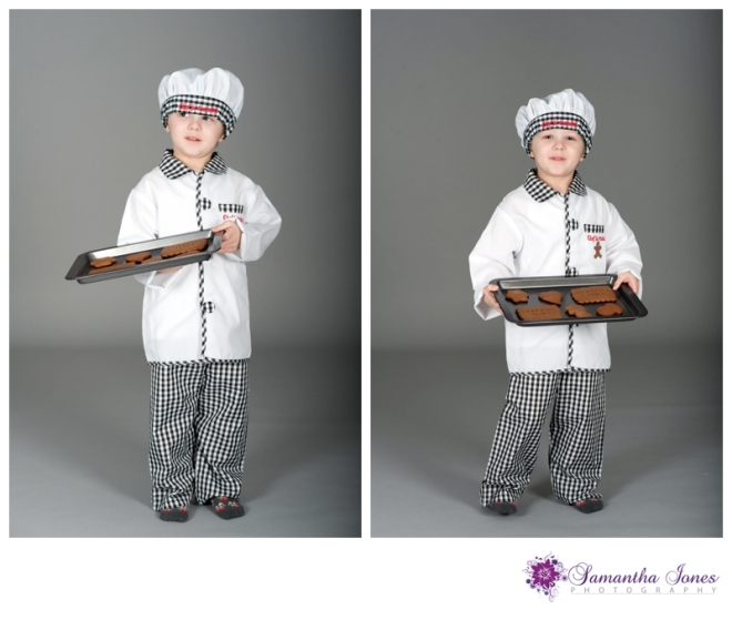 Ben and personalised cookes 20 20 session by Samantha Jones Photography