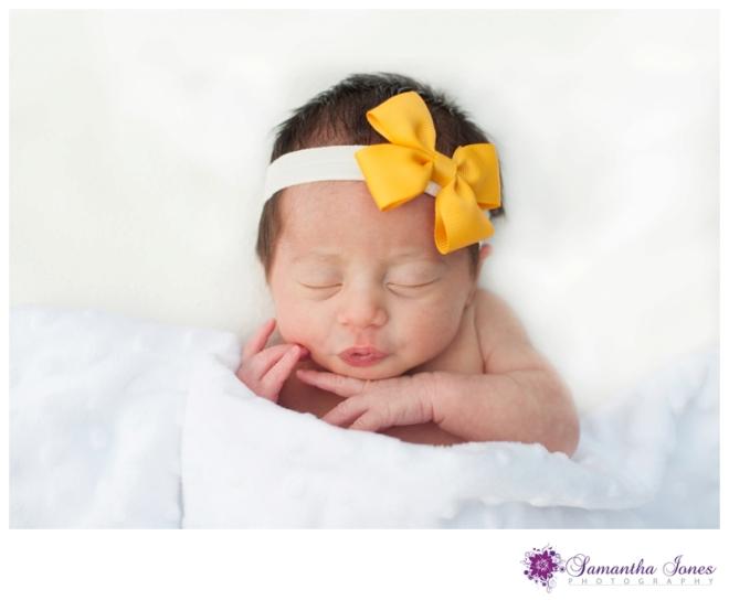 Maddison newborn by Samantha Jones Photography 05
