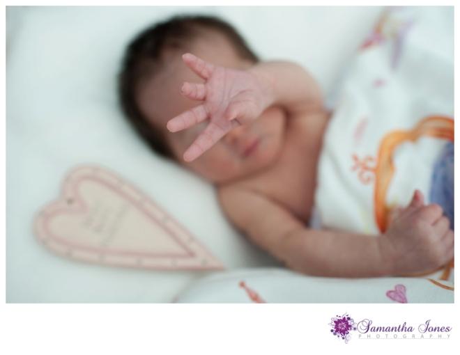 Maddison newborn by Samantha Jones Photography 08