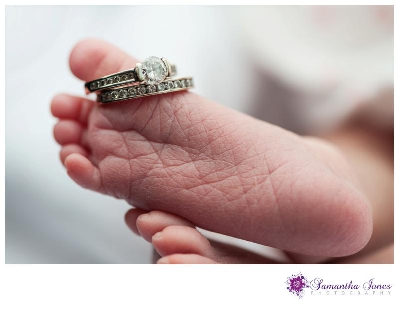 Maddison newborn by Samantha Jones Photography