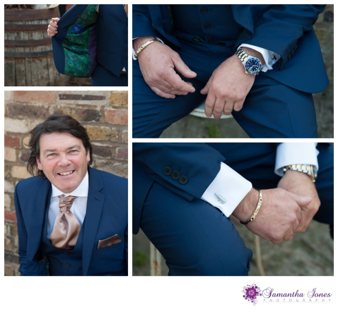 Alison and Dave wedding at East Quay by Samantha Jones Photography 04