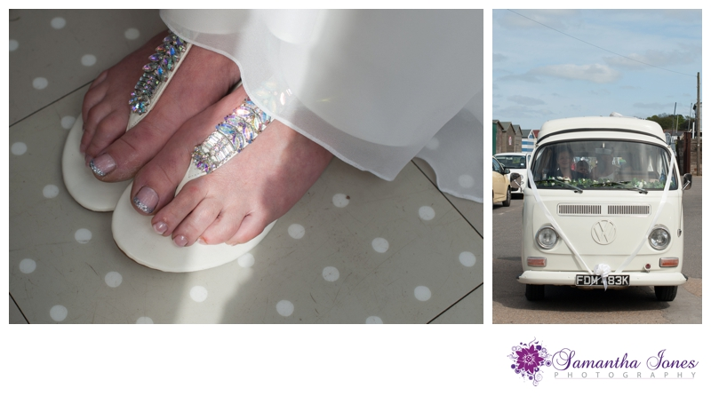 Alison and Dave wedding at East Quay by Samantha Jones Photography 06