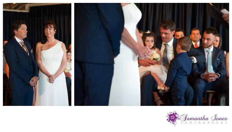 Alison and Dave wedding at East Quay by Samantha Jones Photography 12
