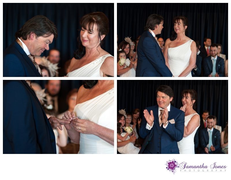 Alison and Dave wedding at East Quay by Samantha Jones Photography 13