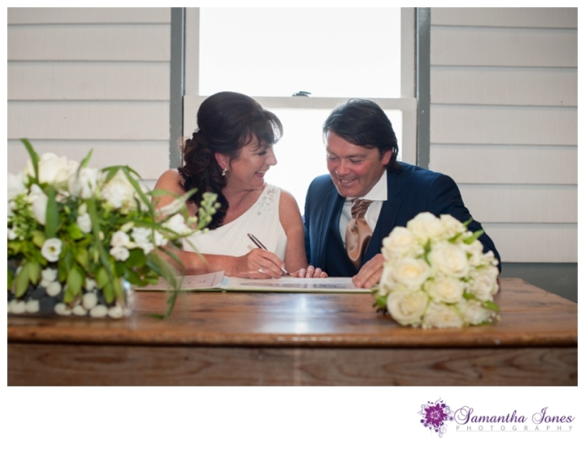 Alison and Dave wedding at East Quay by Samantha Jones Photography 15
