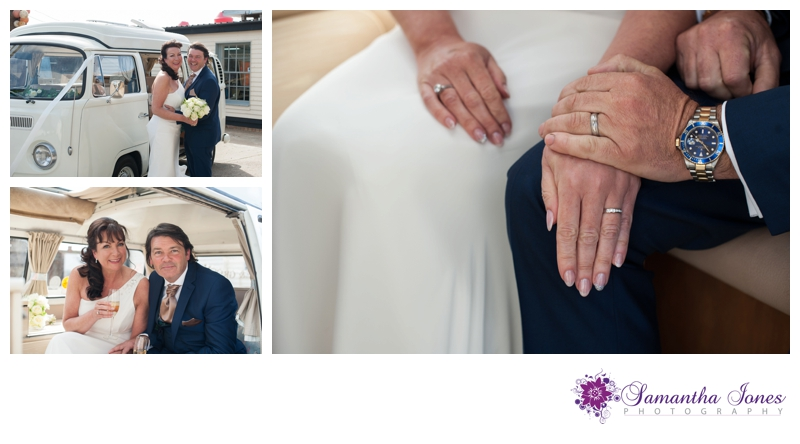 Alison and Dave wedding at East Quay by Samantha Jones Photography 17