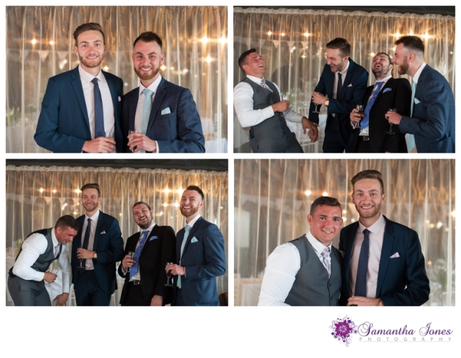 Alison and Dave wedding at East Quay by Samantha Jones Photography 21