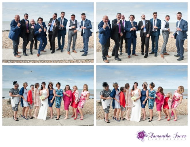Alison and Dave wedding at East Quay by Samantha Jones Photography 24
