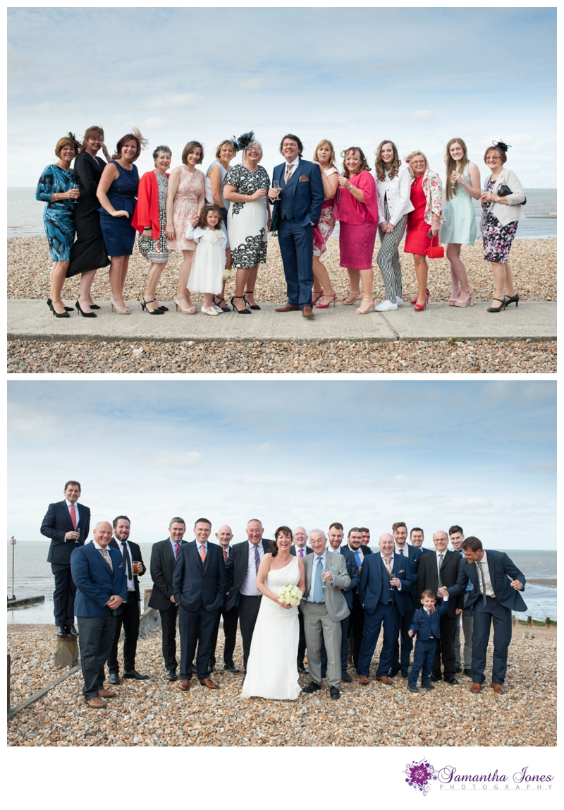 Alison and Dave wedding at East Quay by Samantha Jones Photography 24a