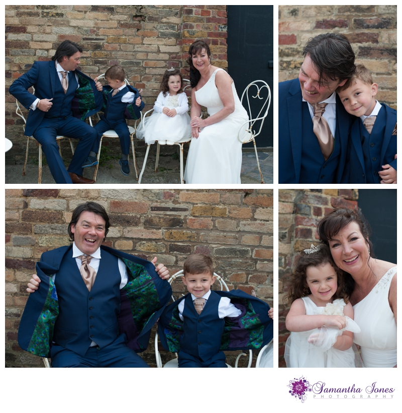 Alison and Dave wedding at East Quay by Samantha Jones Photography 25